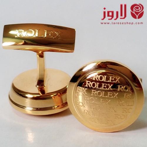 رولكس Rolex ذهبي جذاب لاروز