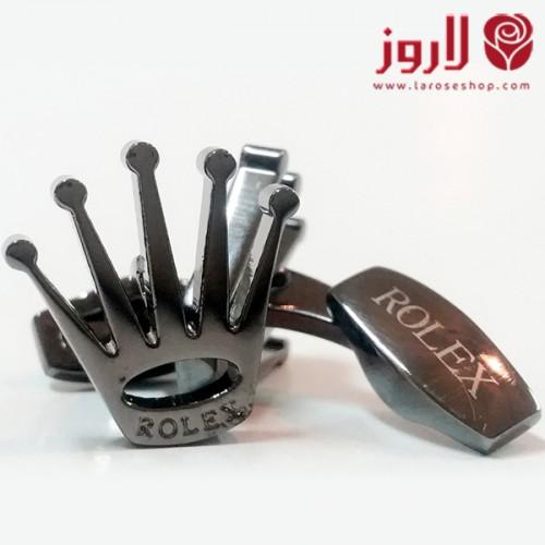 رولكس Rolex الاسود الانيق لاروز