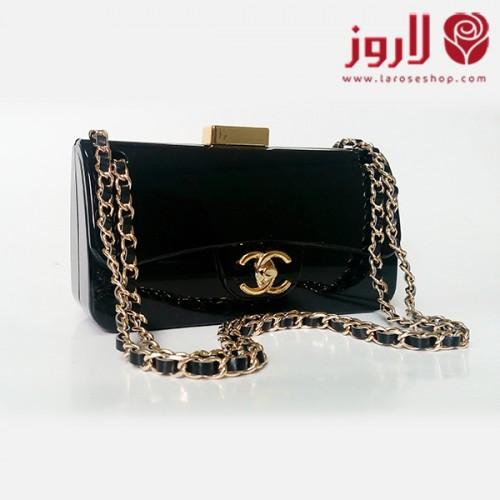 شنطة شانيل Chanel اسود للسهرات