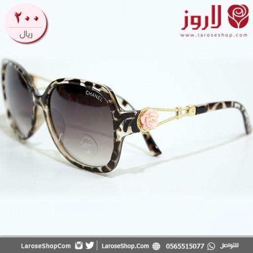 نظارة شانيل Chanel تايجر وردة