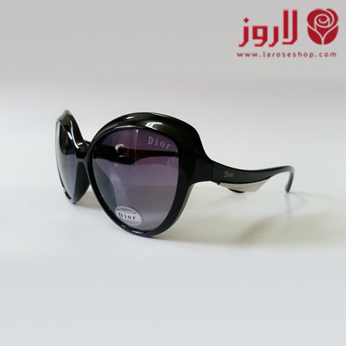 نظارة ديور Dior اسود مميزة