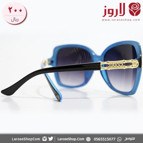 نظارة قوتشي Gucci جمال الاسود