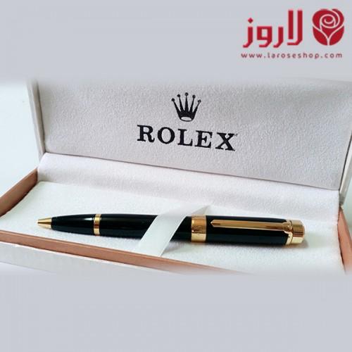 رولكس Rolex اسود لرجال الأعمال