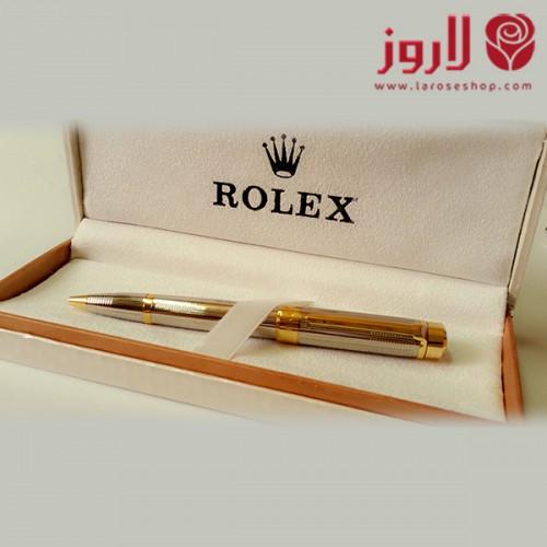 رولكس Rolex لمعة الفضي والذهبي