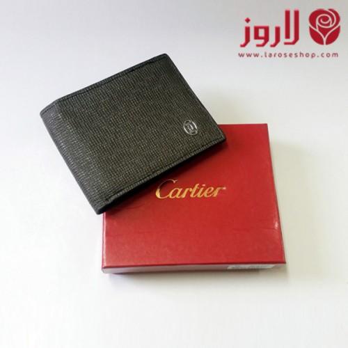 محفظة كارتير Cartier رجالي زيتي