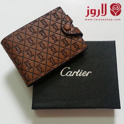 محفظة كارتير Cartier رجالي بعلامة