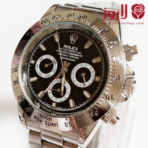 ساعة رولكس Rolex رجالي وداخلية